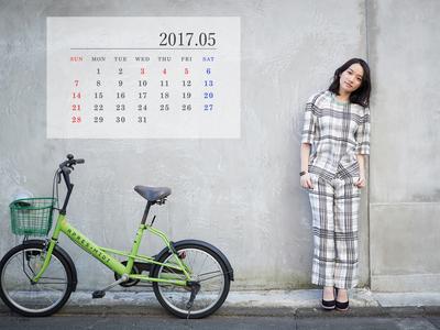 CALENDAR 2017.05 1600×1200