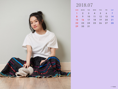 CALENDAR 2018.7 1600×1200